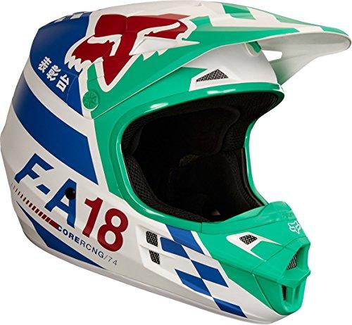Fox Helmet V-1 Sayak, ECE Green -