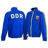 DDR Retro Jacke gestickt | INKL DDR Geschenkkarte | Ostprodukte | Ideal für jedes DDR Geschenkset | DDR Geschenk
