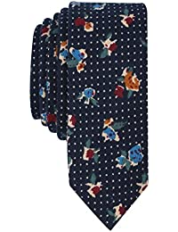 Original Penguin Men's PROSSER FLORAL Accessory, -navy, One Size