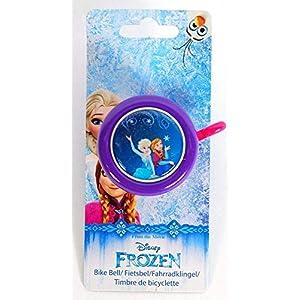 51zVd51CHiL. SS300 Disney Frozen, Campanello da Bici Bambina