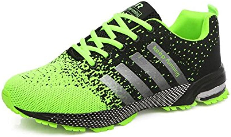 Yaxuan Zapatos Deportivos Ocasionales para Hombres, Zapatillas Atléticas para Correr, Zapatillas Deportivas para