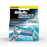 Gillette Mach 3 Turbo Manual Shaving Raz...