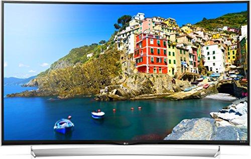 Abbildung LG 55UG8709 139 cm (55 Zoll) Curved Fernseher (Ultra HD, Triple Tuner, 3D, Smart TV)