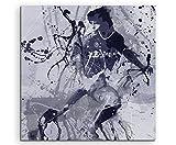 Paul Sinus Art Diego Maradona Art 60x 60cm–murale Come Arte Pittura Foto tela già montato su telaio direttamente dall' artista