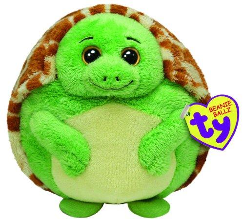 TY 38904 - Zoom Ball X-Large - Schildkröte, 33 cm