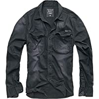 Brandit Hardee Jeans Shirt Black XL