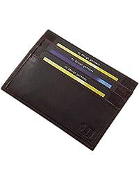 Extra Flaches XL Leder Ausweis- und Kreditkartenetui KFZ-Schein MJ-Design-Germany in Kalb-, Büffel- oder gegerbtem Rinderleder in Verschiedenen Farben