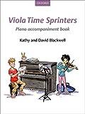 Image de Viola Time Sprinters Piano Accompaniment Book