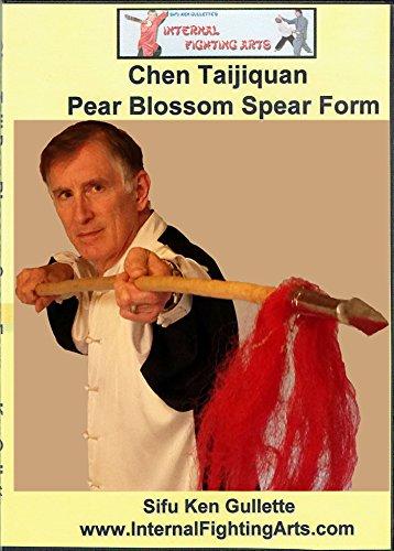 Chen Taiji Pear Blossom Spear Form Instructional DVD