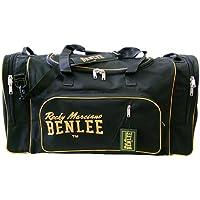 BENLEE Rocky Marciano Sport Duffel, Black / Yellow (Black) - 199153-1561-XL