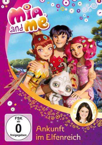 Mia and Me: Ankunft im Elfenreich – Staffel 1, Folge 1 & 2