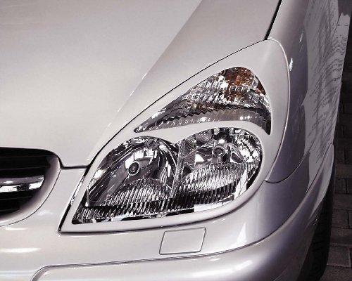 Mattig 7247040090 Scheinwerferabdeckungen für Citroen C5 aus ABS Tiefziehen TÜV-Hinweis B=Bestätigung im Fahrzeug mitführen. Keine Eintragung in die Fahrzeugpapiere erforderlich.
