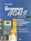 GRAMMAR GOALS UPDATE+CDR