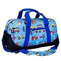 Wildkin W25079 Duffel Bag, Transport, Ages 3 to 8