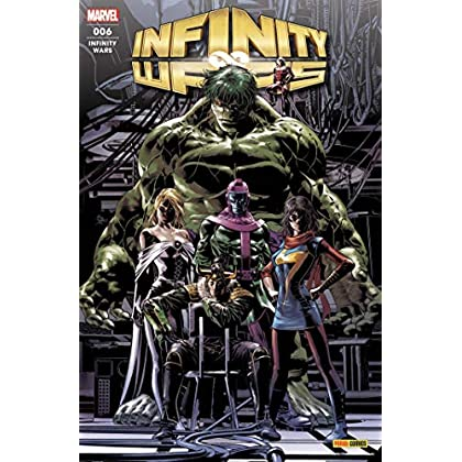 Infinity Wars (fresh start) Nº6