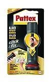 Pattex PKBCF Kleben statt Bohren Click & Fix, Montagekleber Stempel