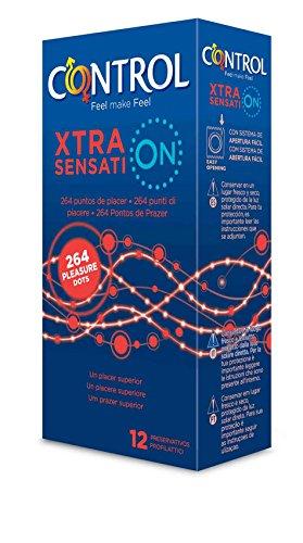 control-preservativi-de-latex-de-caucho-natural-y-lubrificati-6-piezas
