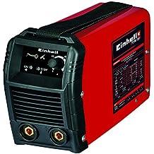 Einhell TC-IW 150 - Soldador con tecnología Inverter (240 V, ventilador de