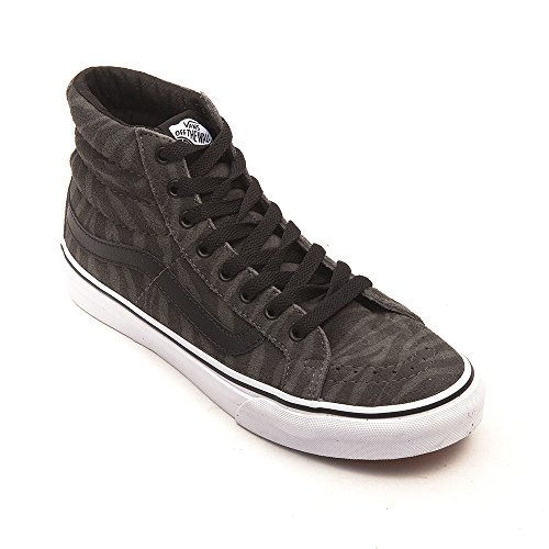 Vans Damen Ua Sk8-Hi High-Top, Grau, Talla Grau