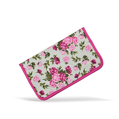 portafoglio-da-donna-sottile-piccola-borsa-fasciatoio-pacchetto-di-carta-carta-multi-k