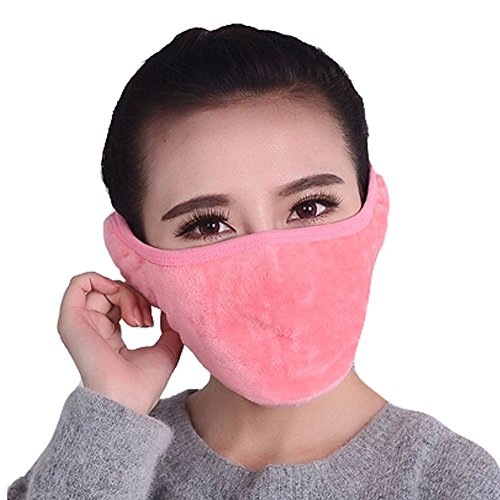 Frauen-Winddichtes Kaltbeweis warme Ohren Mund (Zum Gasmasken Coole Verkauf)