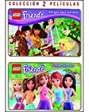 Pack Lego Friends 1+2 [DVD]