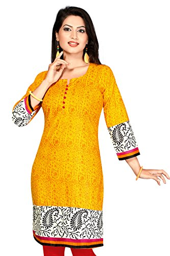 Jaipuri pakistani Printed Long Kurtis (Size