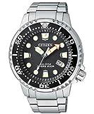 Watch Citizen Eco-Drive Divers 200mt Steel BN0150-61E