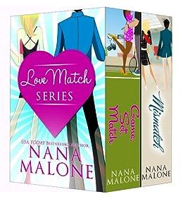 Love Match (A Contemporary Romance Bundle) (English Edition) par [Malone, Nana]