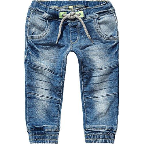Vingino Baby Jeans Barnes light snow MBD42001 (74-9M, blau)
