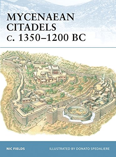 Mycenaean Citadels c. 1350-1200 BC (Fortress) por Nic Fields