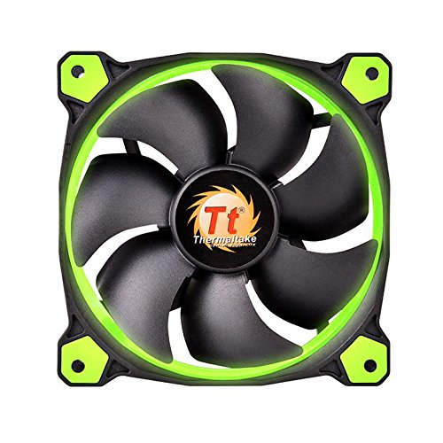 thermaltake-cl-f039-pl14gr-a-ventola-per-cassa-da-pc-led-verde-140mm-verde