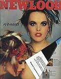 NEWLOOK N° 8 - LES PUNKS - CHATEAUX - TIPPI HEDREN - PARACHUTISMES - JANE, LA SEULE FILLE COWBOY - FUSIL A LASER...