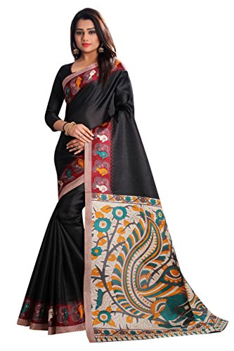 Saree(Shreeji Ethnic Saree For Women Party Wear Half Sarees Offer Designer Below...
