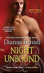 Night Unbound (Immortal Guardians series Book 5)