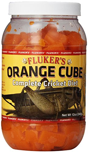 Fluker's Orange Cube Complete Cricket Diet 1