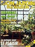 MON JARDIN MA MAISON [No 335] du 01/02/1987 - VERANDAS QUE CHOISIR - CAMELLIA L'HIVER EN BEAUTE - LE POTAGER POUR LE PLAISIR - LA SALON DE LA PISCINE