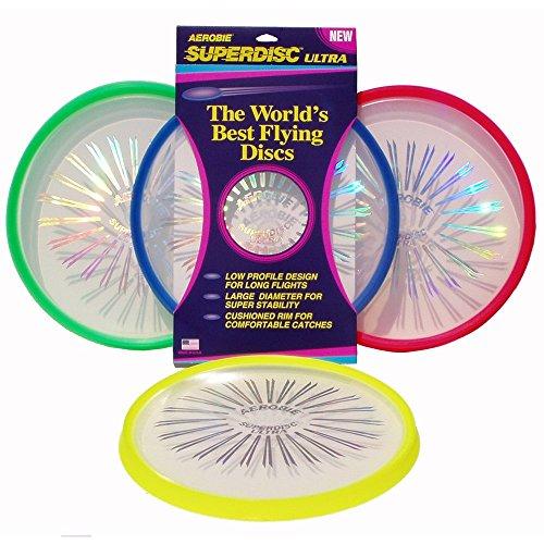 Aerobie 801005 Superdisc Ultra (Farbe kann abweichen)