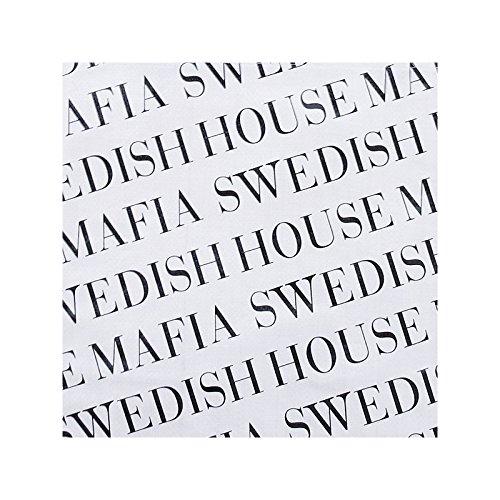 Swedish House Mafia: Borsa Shopping Bianco Bianco