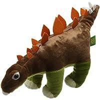Wild Republic 18000 - NHM Plüsch Dinosaurier Stegosaurus, 30 cm