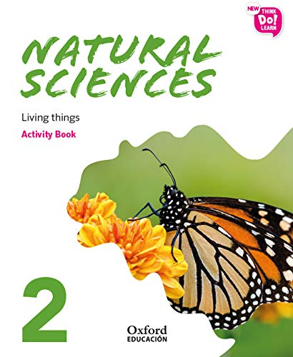 New Think Do Learn Natural Sciences 2. Activity Book. Living things (National Edition)