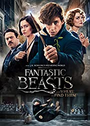 Fantastic Beasts and Where To Find Them (+ Digital Download) [2016]  [DVD] [2017]