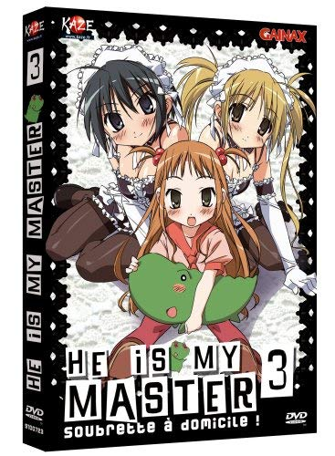 He is my Master - vol. 3/4 [Import italien]