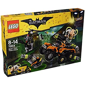 Lego L'Attaque de Crâne d'Oeuf, 70920, Multicouleur, Taille Unique