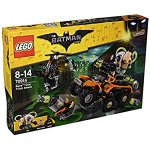 LEGO Movie Batman l'Attacco Tossico di Bane, Multicolore, 70914 LEGO BATMAN MOVIE LEGO
