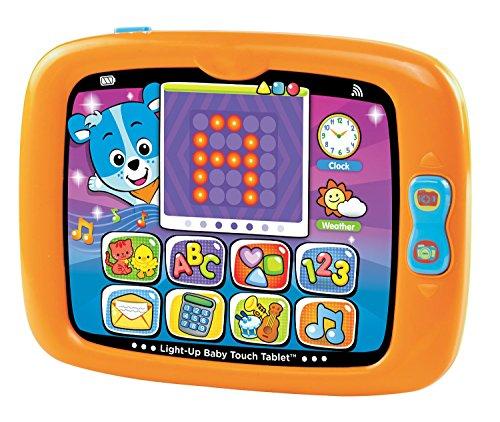 Saffire Light Up Touch Tablet, Multi Color