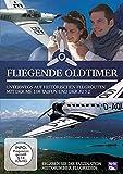 Fliegende Oldtimer - Unterwegs auf historischen Flugrouten mit der ME 108 Taifun und der JU 52
