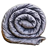 Premium Weighted Blanket & FREE Super Soft Minky cover - 150 x