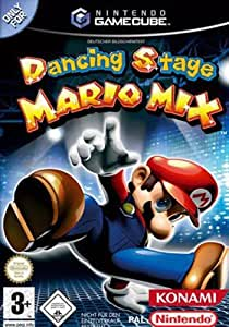 Dancing Stage Mario Mix (ohne Tanzmatte) [Import allemand]
