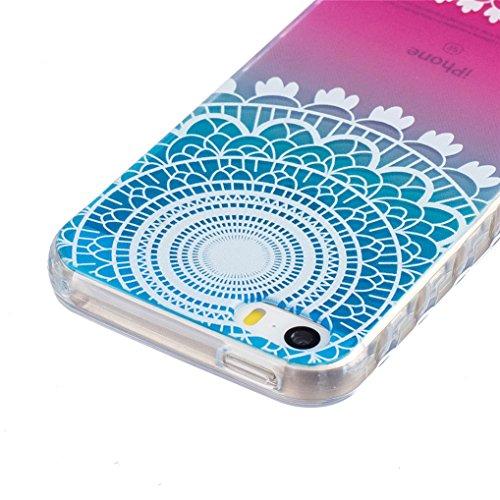 LOOKAY Coque iPhone 6S / 6 [Ultra Hybrid] Coussin d'Air [Crystal Clear] La Face Arriere Claire + Bumper en TPU Coque Apple iPhone 6S / 6 4.7 Pouces,Chaussures à talon haut 34HUA